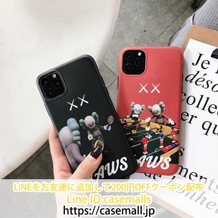 Kaws iPhone11porケース 可愛い