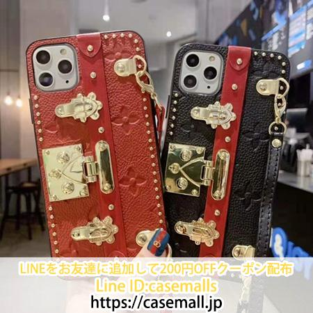 Louis Vuitton iphone11pro max ケース スタンド機能