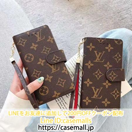 LouisVuitton 手帳型iPhone11proケース