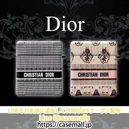 Dior AirPodsケース 充電可
