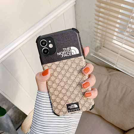 GUCCI  iPhone12 ケース The north face ケース