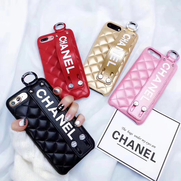 シャネル Chanel iPhoneXケース