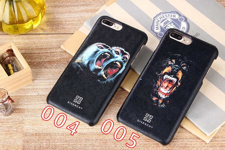 GIVENCHY iPhone8ケース ハード