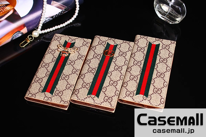 iPhonexs/xs plus ケース GUCCI 手帳