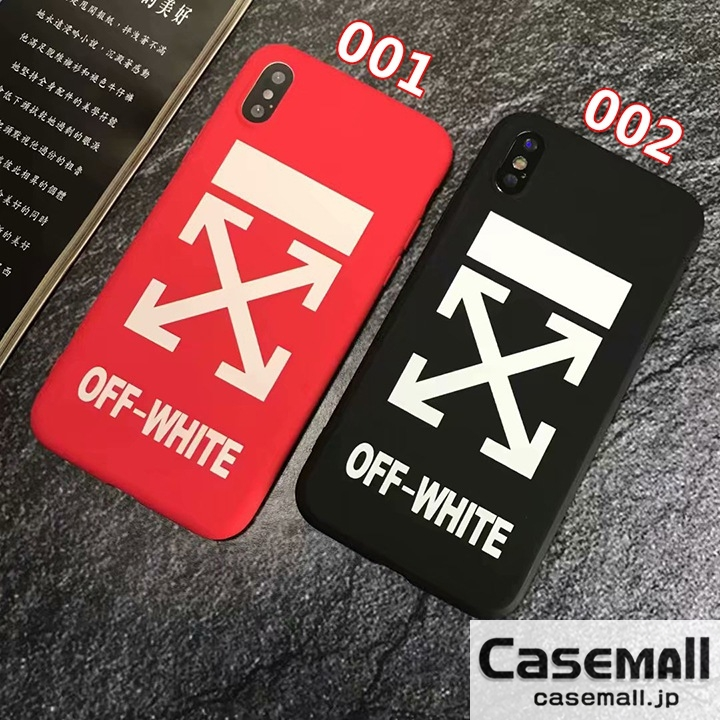 OFF-WHITE iPhoneX ケース 夜光