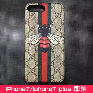 GUCCI iPhone7plusケース ハード