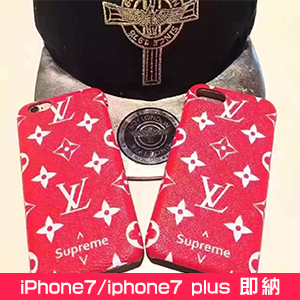 lv supreme iphone7ケース