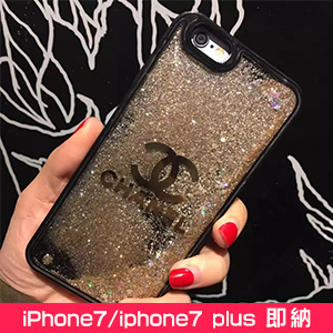 CHANEL iPhoneケース 流れ星