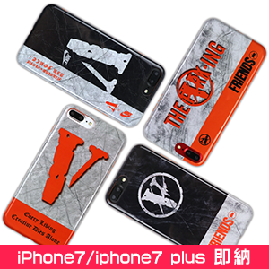 VLONE×Fragment Design iphoneケース 大理石柄