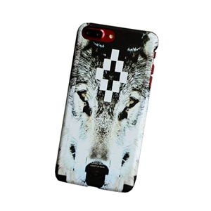 marcelo burlon iphone8ケース オオカミ