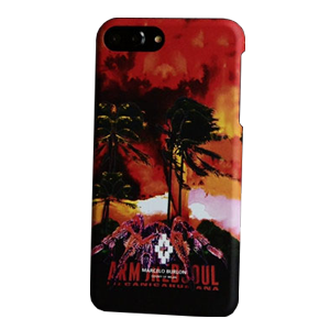 MARCELO BURLON iphone8ケース 火山クモ